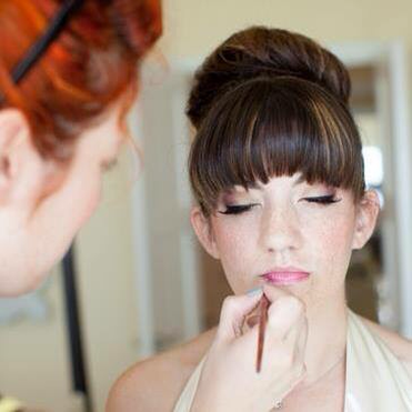Picture, Seattle wedding makeup artist Belinda Leybold